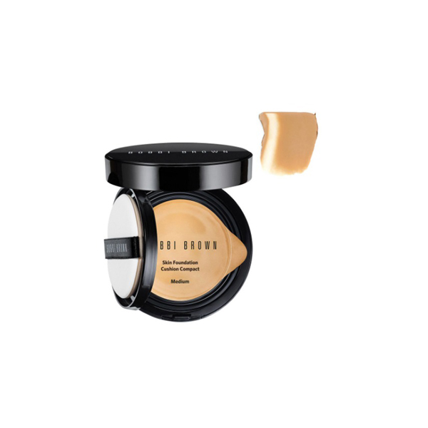 Skin Foundation Cushion Compact
