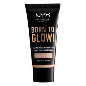 Nyx Born To Glow Foundation Light Porcelain