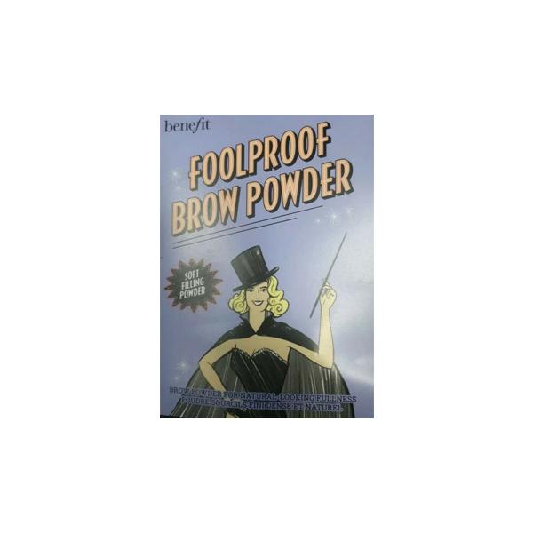 Fool Proof Brow Powder