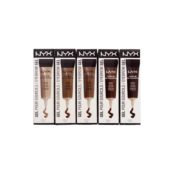 Eyebrow Gel Waterproof Long-lasting Smudge-proof