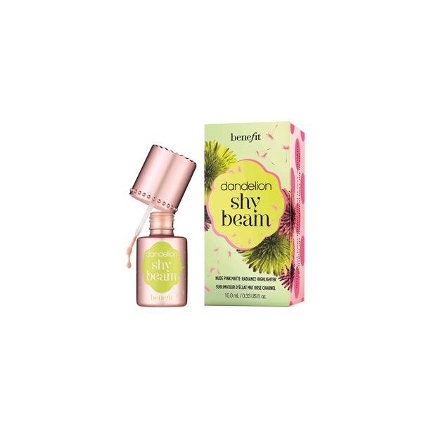 Dandelion Shy Beam Nude Pink Matte-radiance Highlighter