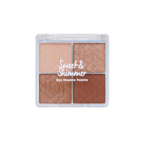 Eyeshadow Palette Sweet And Shimmer