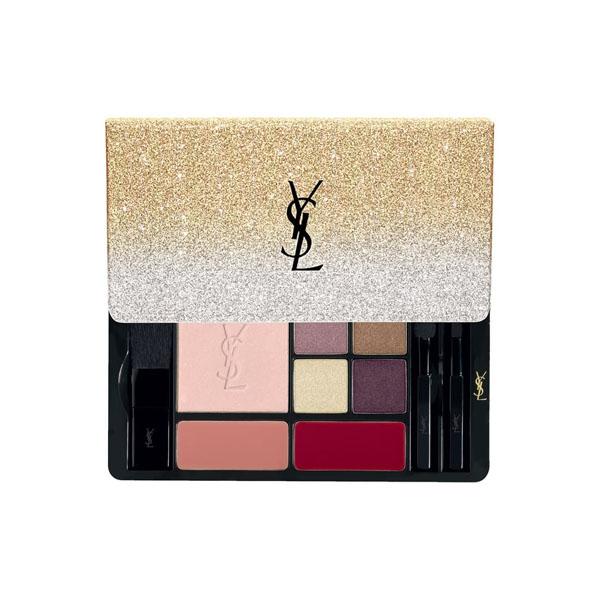Ysl Yves Saint Laurent Sparkle Clash Edition Complete Makeup Palette