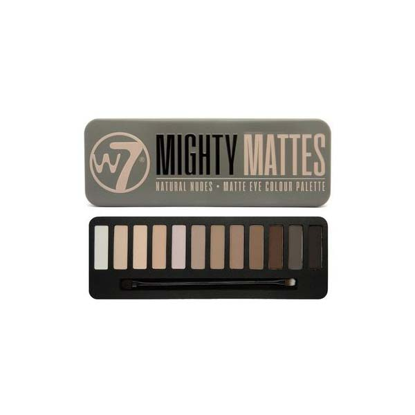 Mighty Mattes Matte Eye Color Palette