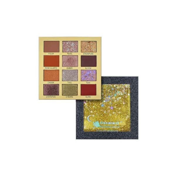 12 Color Eyeshadow Palette