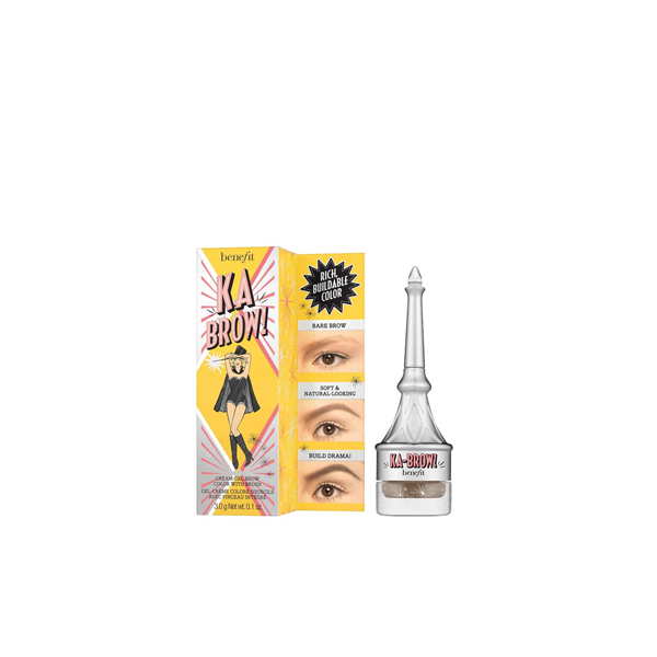 Cream Gel Brow Color With Brush