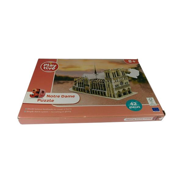 3d Big Ben Puzzle (42 Pcs)