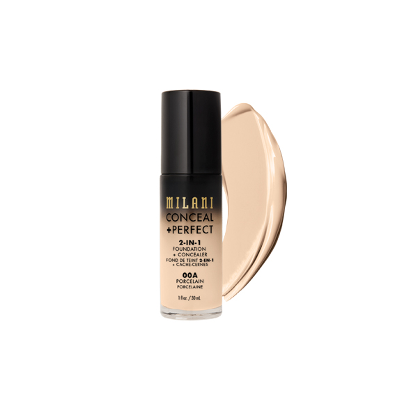 Conceal + Perfect 2 IN 1 Foundation + Concealer