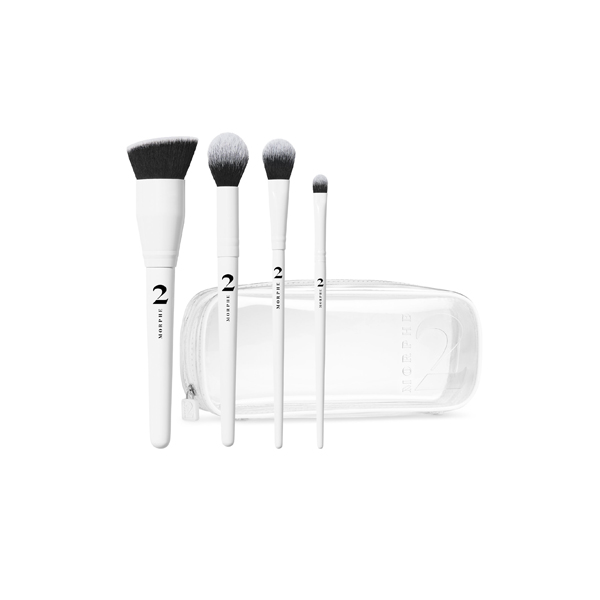 The Sweep Life 4 Pieces Brush Collection With Bag