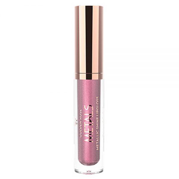 Golden Rose Metallic Shine Lip Gloss