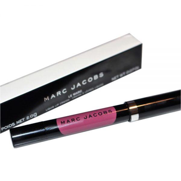 Marc Jacobs Liquid Lip Crayon BK-128