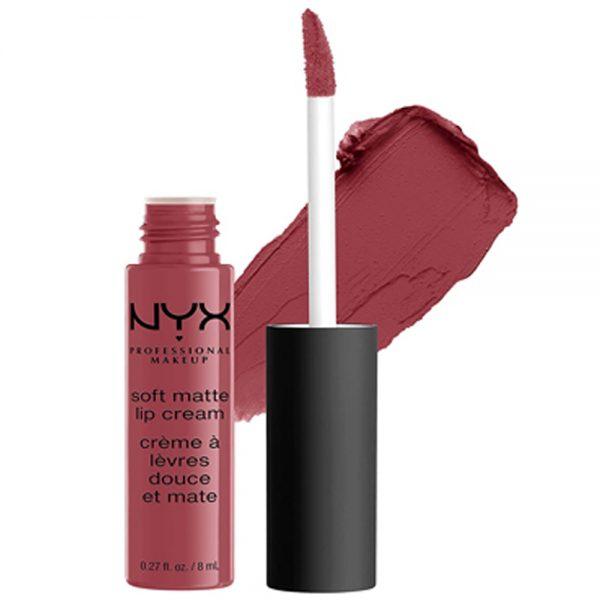 Nyx Soft Matte Lip Cream BK-502