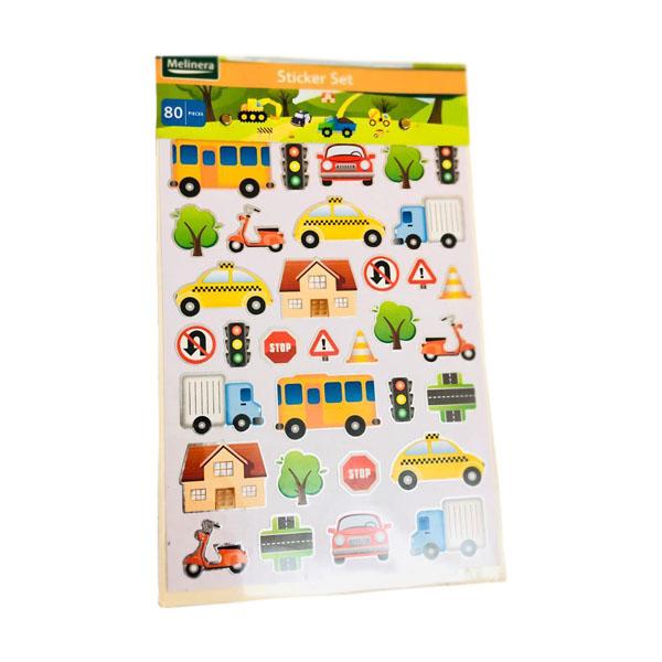 Sticker Set (80 Pcs)