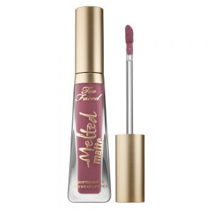 Too Faced Melted Matte (Liquified Matte Long Wear Lipstick) BK-606